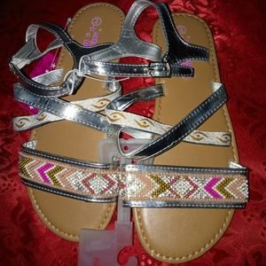 Extremely Me Girls Sandals
